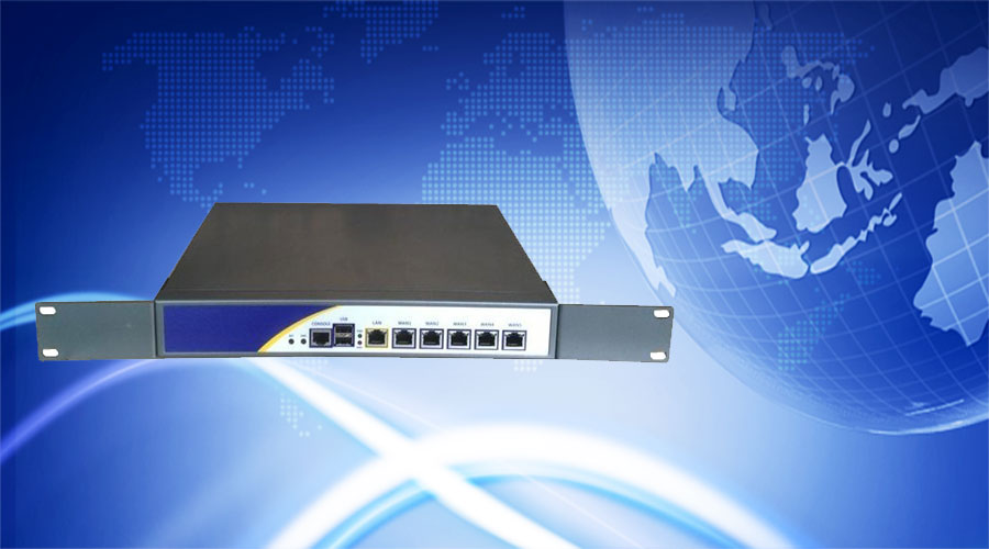 Partaker K4 ROS Firewall soft routing