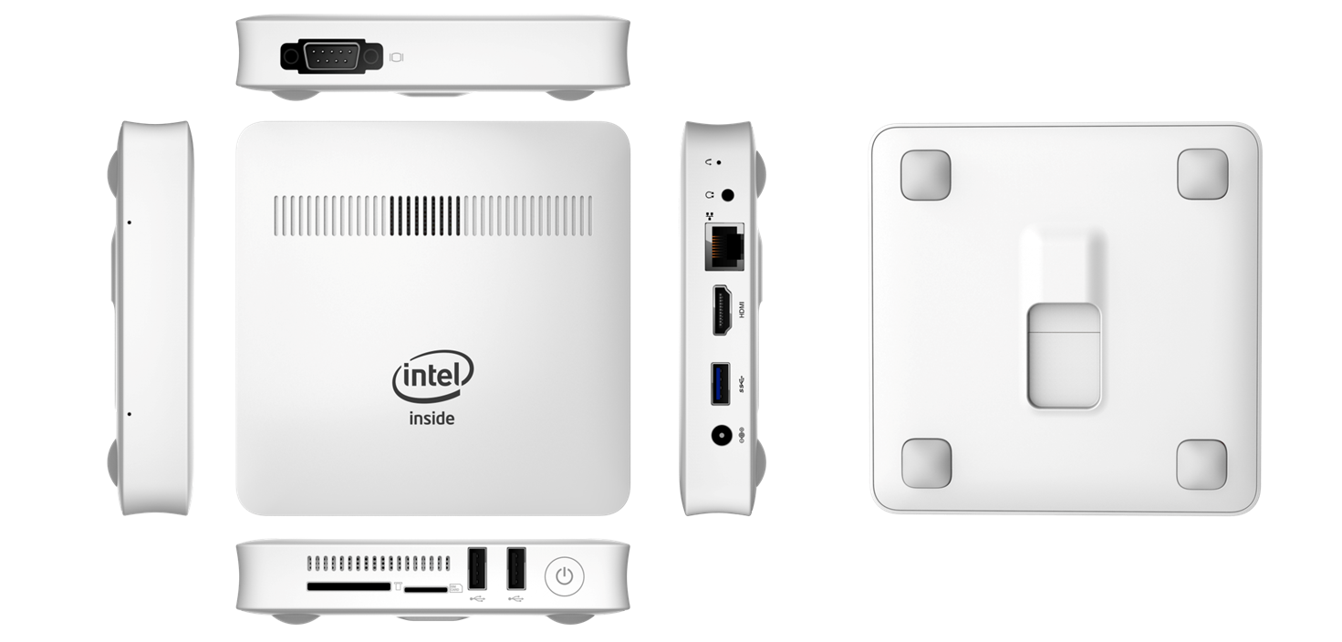 Partaker M4 Intel Mini PC